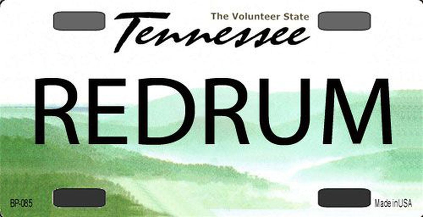 Thousands of vanity license plates rejected in TN