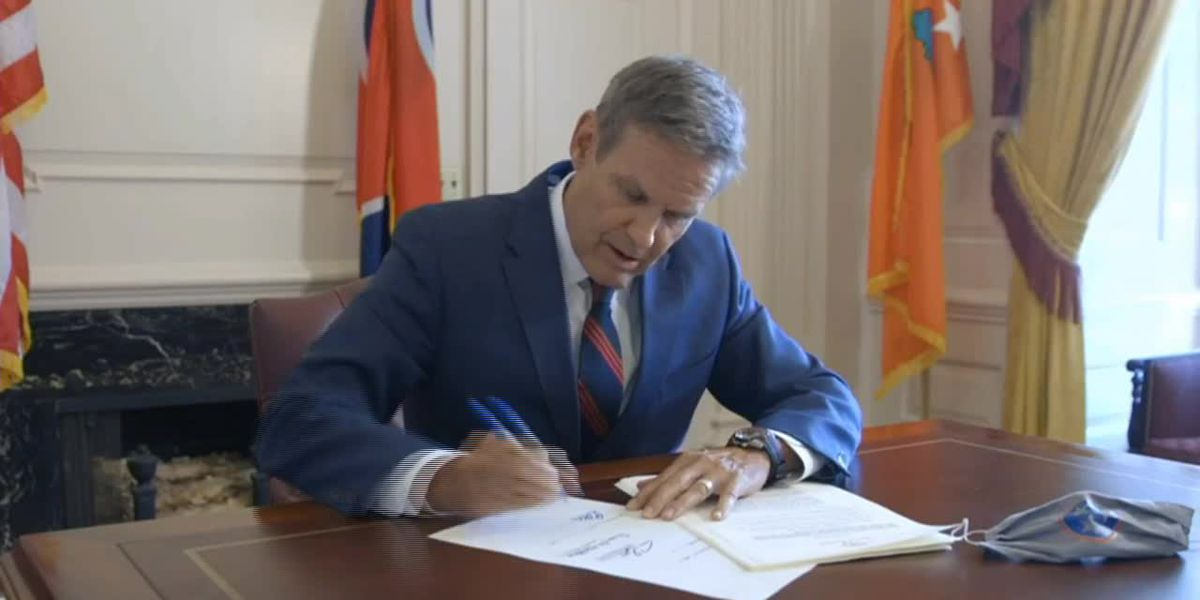 Gov. Bill Lee signs fetal heartbeat bill making Tennessee 'one of the most pro-life states in America'