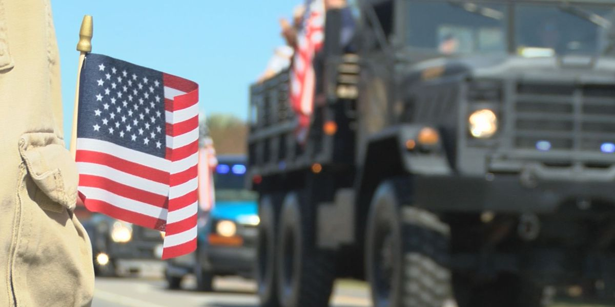 Veterans Day Parade to march the streets of Downtown Memphis