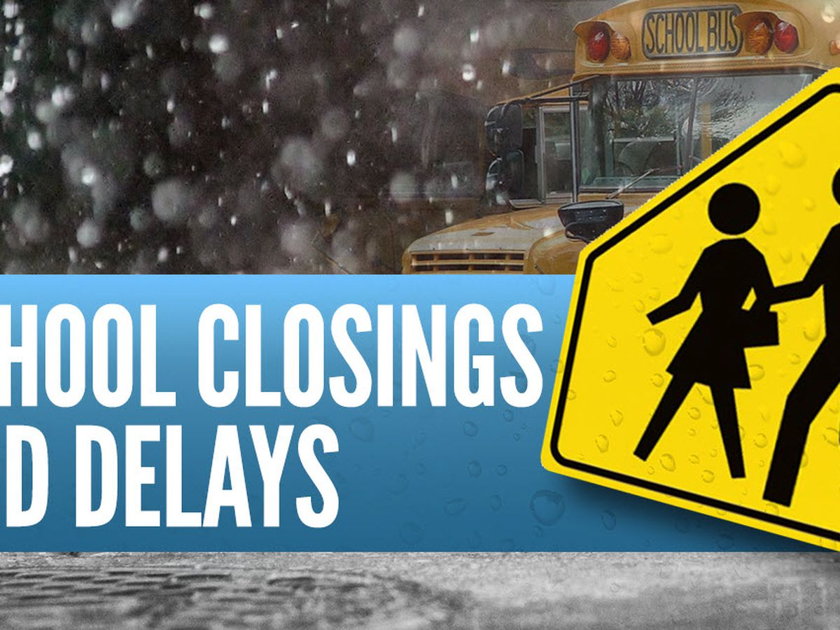 Thursday winter weather school closings