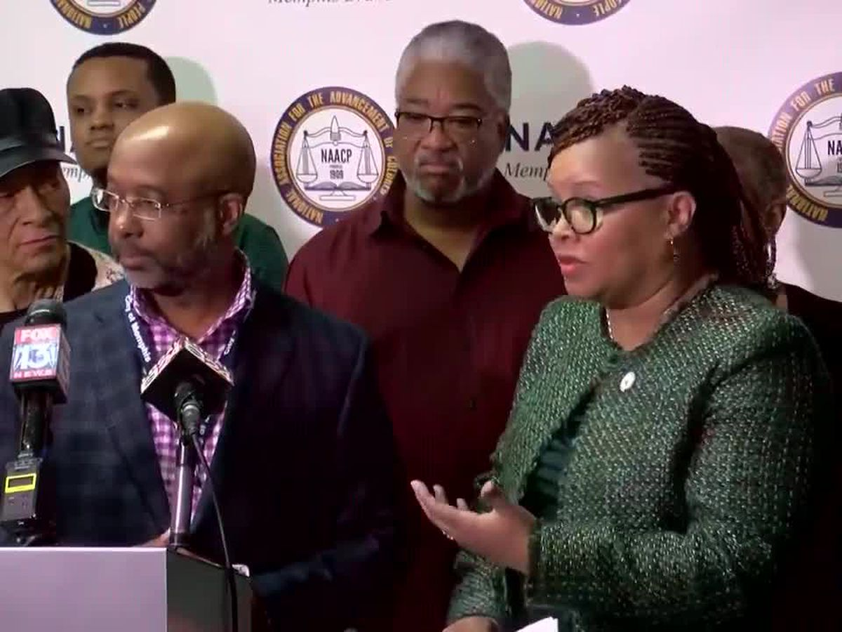 NAACP Memphis calls for special election to fill vacant City Council seats