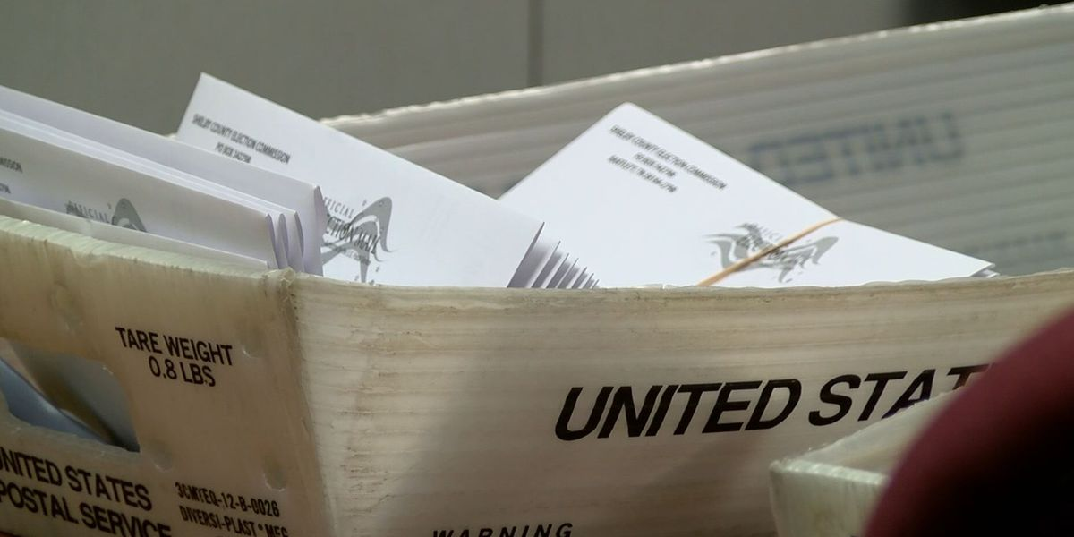 Voters grow concerned as county faces backlog for absentee ballot requests