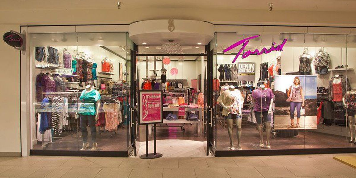 Women's store Torrid now open at Wolfchase Galleria