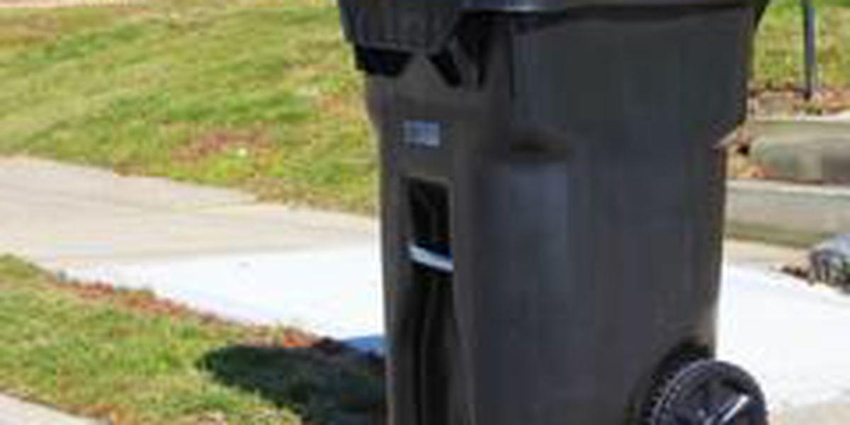 Officials consider raising trash fees