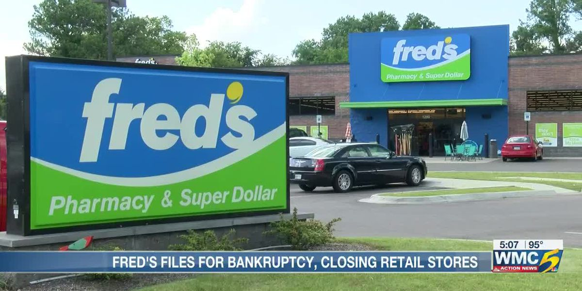 Discount retail and pharmacy chain files for bankruptcy