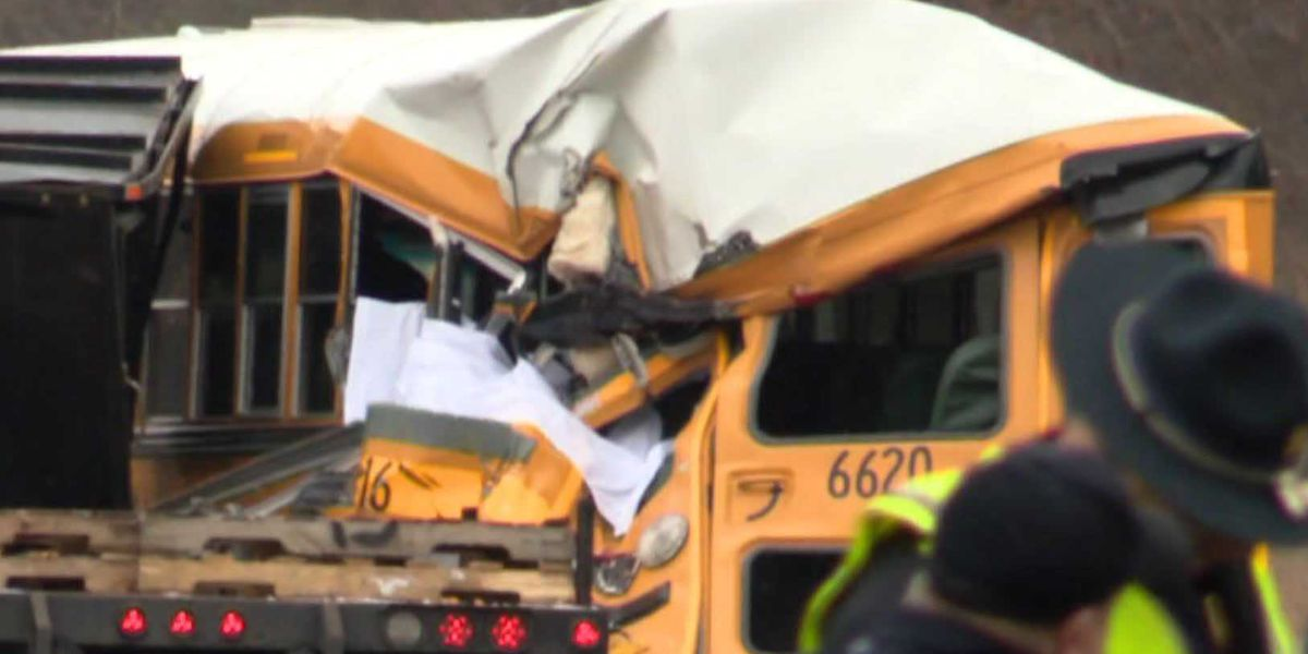 Community mourns 13-year-old killed in Indiana school bus crash