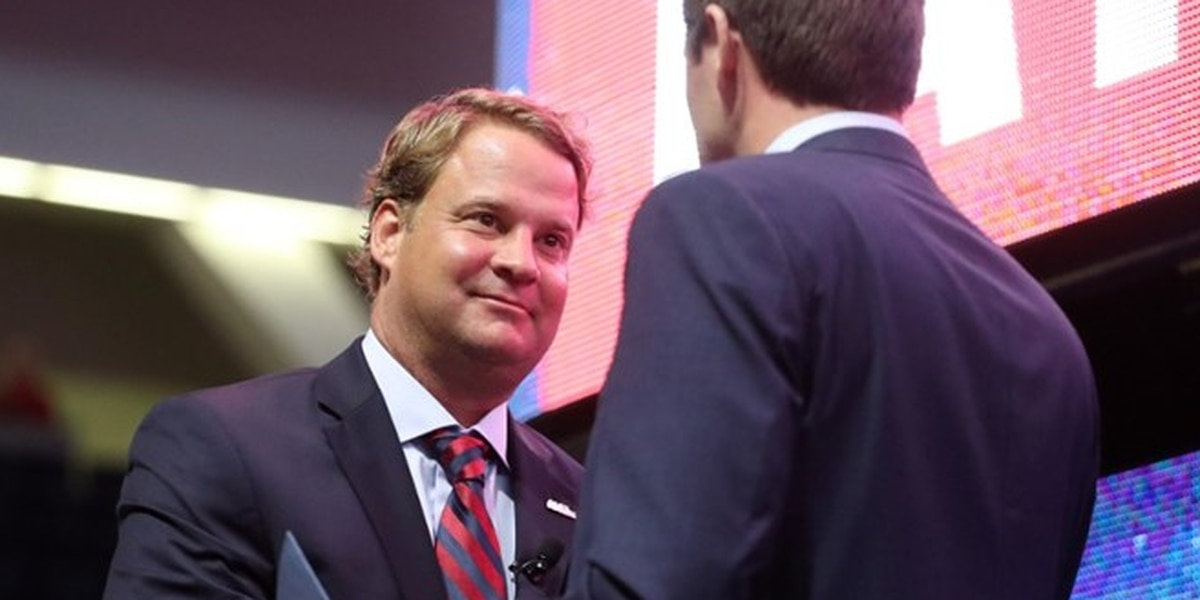 Kiffin wants to bring Ole Miss to 'national level' as head coach