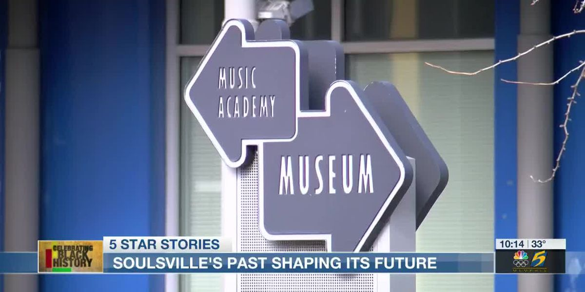 5 Star Stories Black History Month: Soulsville's past shaping its future