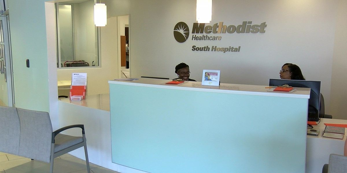 Methodist South Hospital unveils renovated emergency room