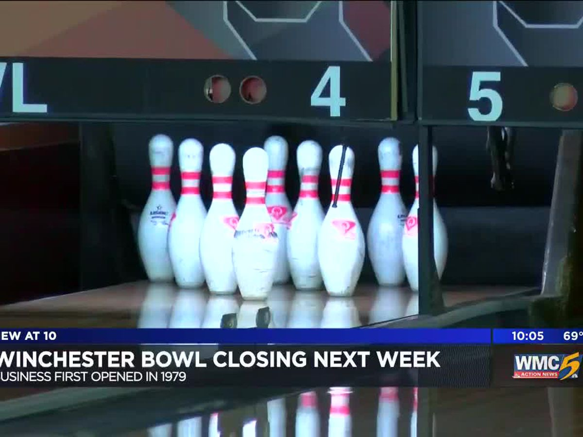 Winchester Bowl slated for closure after 40 years in business