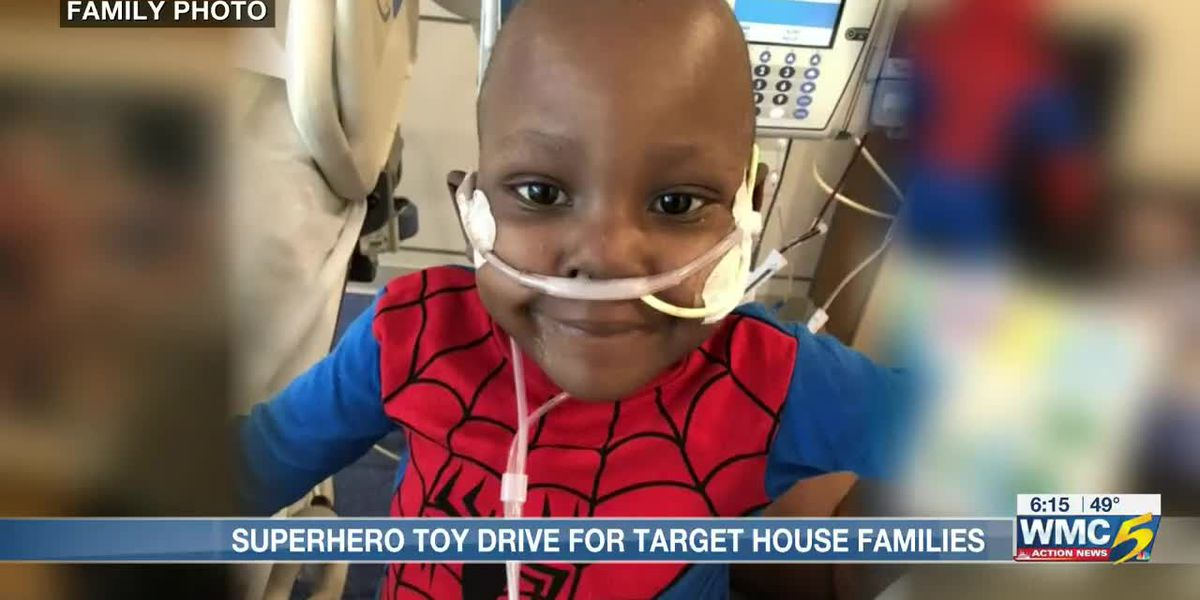 Superhero Toy Drive honors memory of young cancer patient by providing toys to St. Jude families