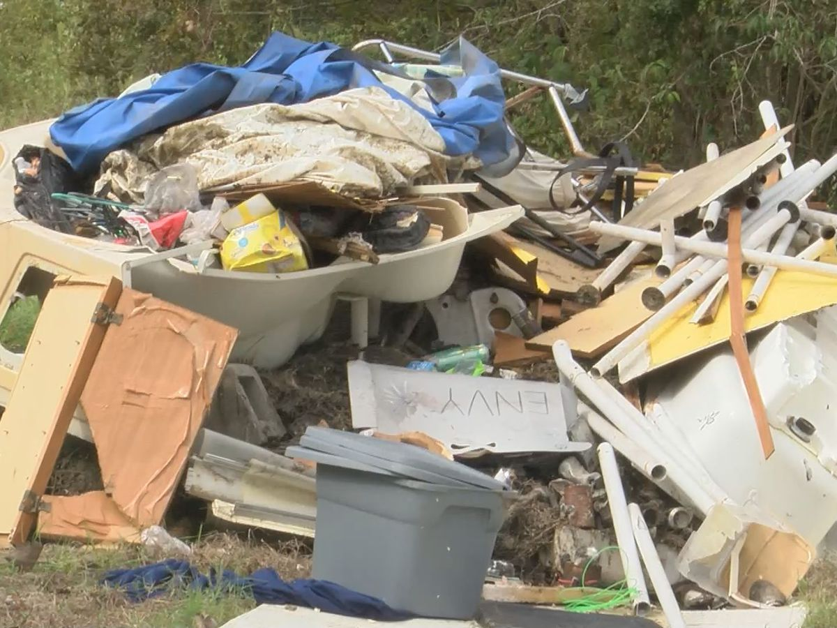 "Shelby Co. Gov. launches ""Keeping Northaven Clean"" for blight and trash removal"