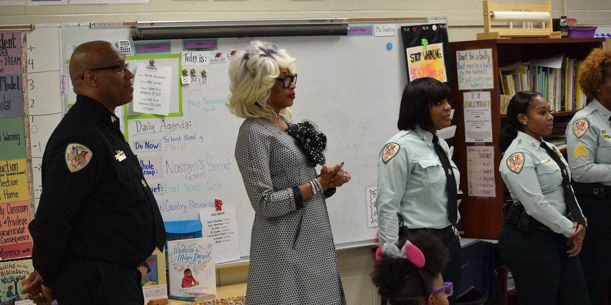 SCSO rushes to the aid of teachers, students in need of books