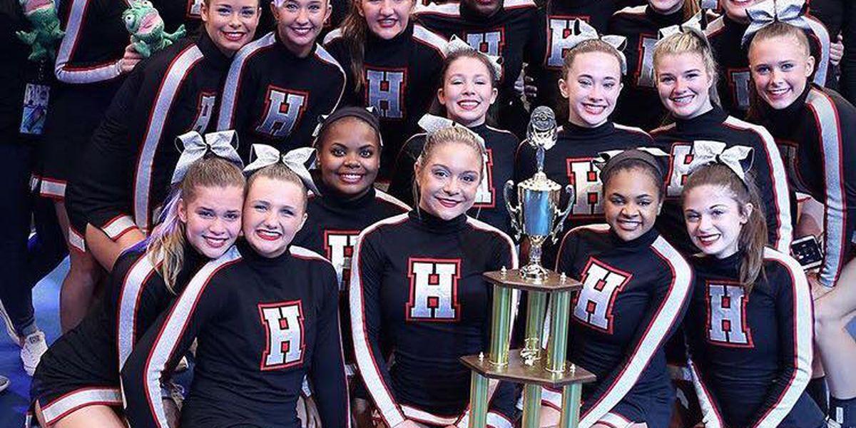 Houston High, Middle, Arlington High win cheerleading national championships