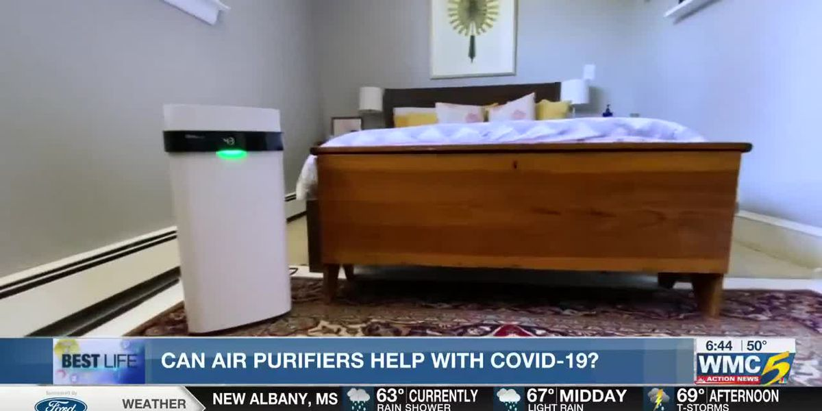 Best Life: Can air purifiers help with COVID-19?