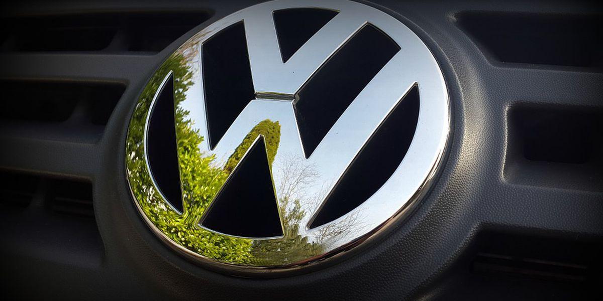 VW recalls cars, SUVs because rear springs could break