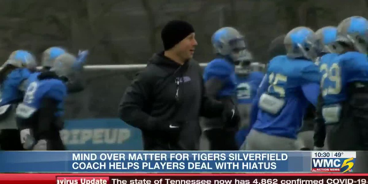Mind Over Matter for Tigers' Silverfield, Coach Helps Players Deal with Hiatus