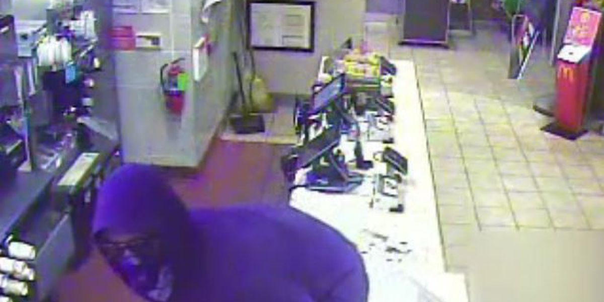 MPD searching for suspect in several robberies