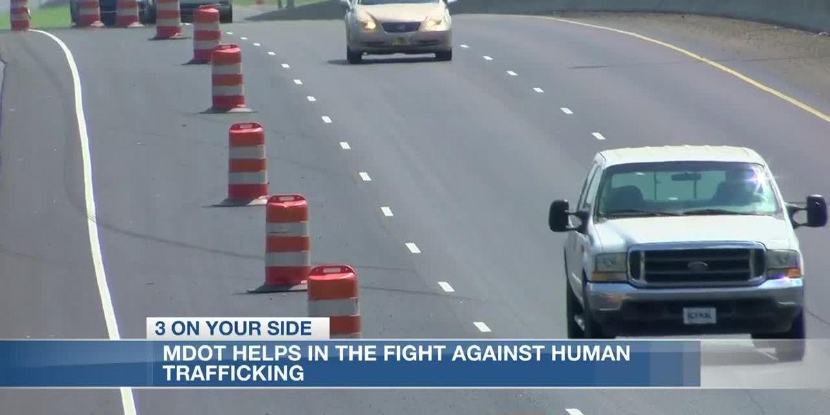 MDOT helps in the fight against human trafficking