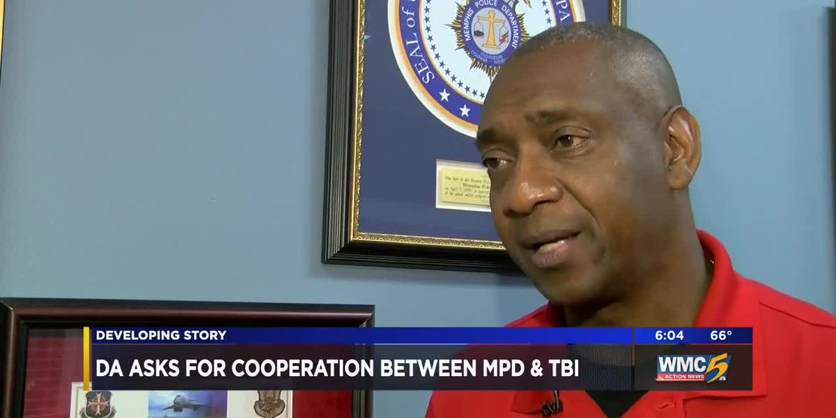 DA asks for cooperation between MPD, TBI