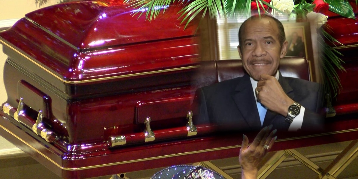 Community gathers to pay final respects to beloved South Memphis pastor