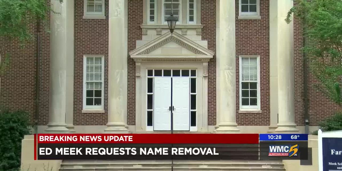 Ole Miss School of Journalism namesake requests name be removed from school