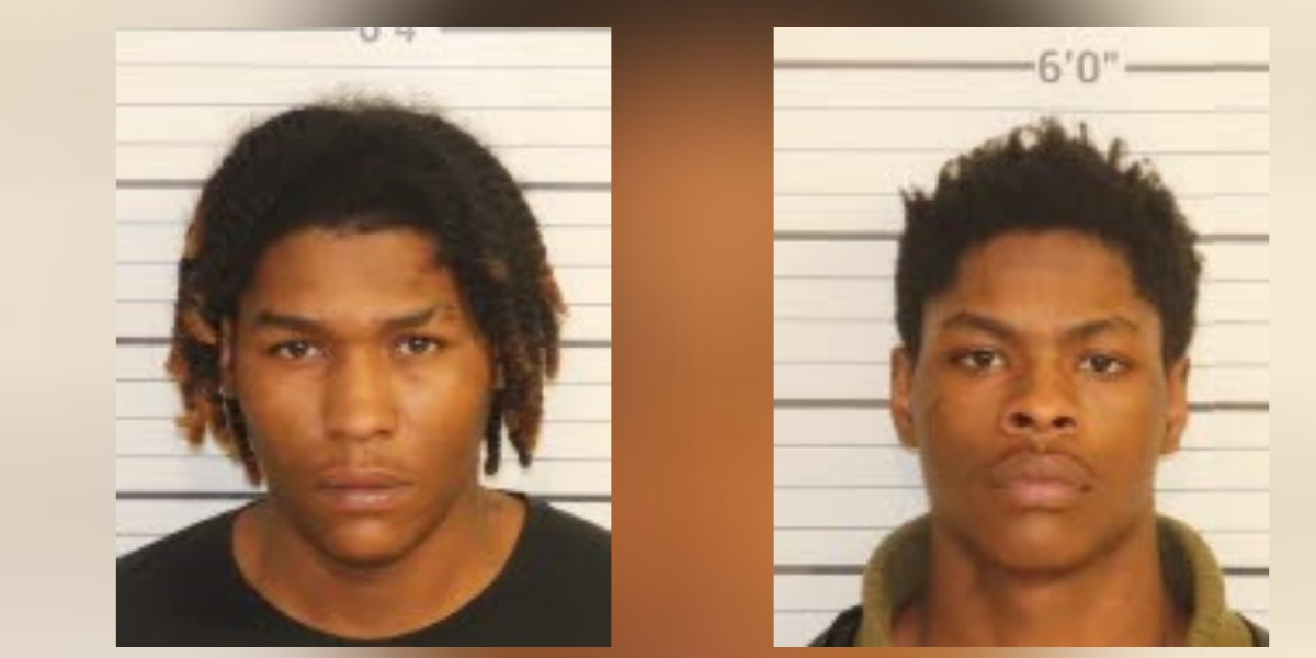 Two men arrested after breaking into multiple Cooper-Young business, police say