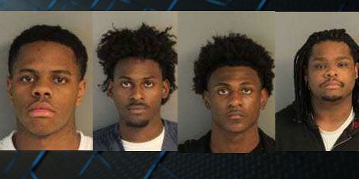 4 men indicted in drive-by murder of teen