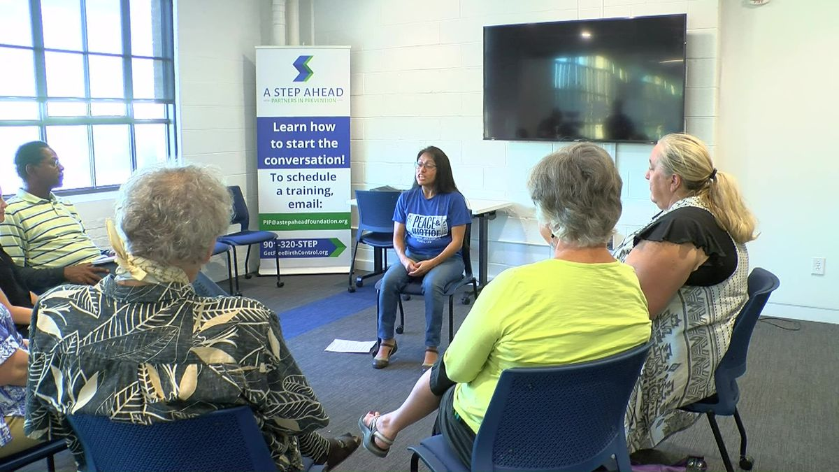 Memphis group promotes week of peace