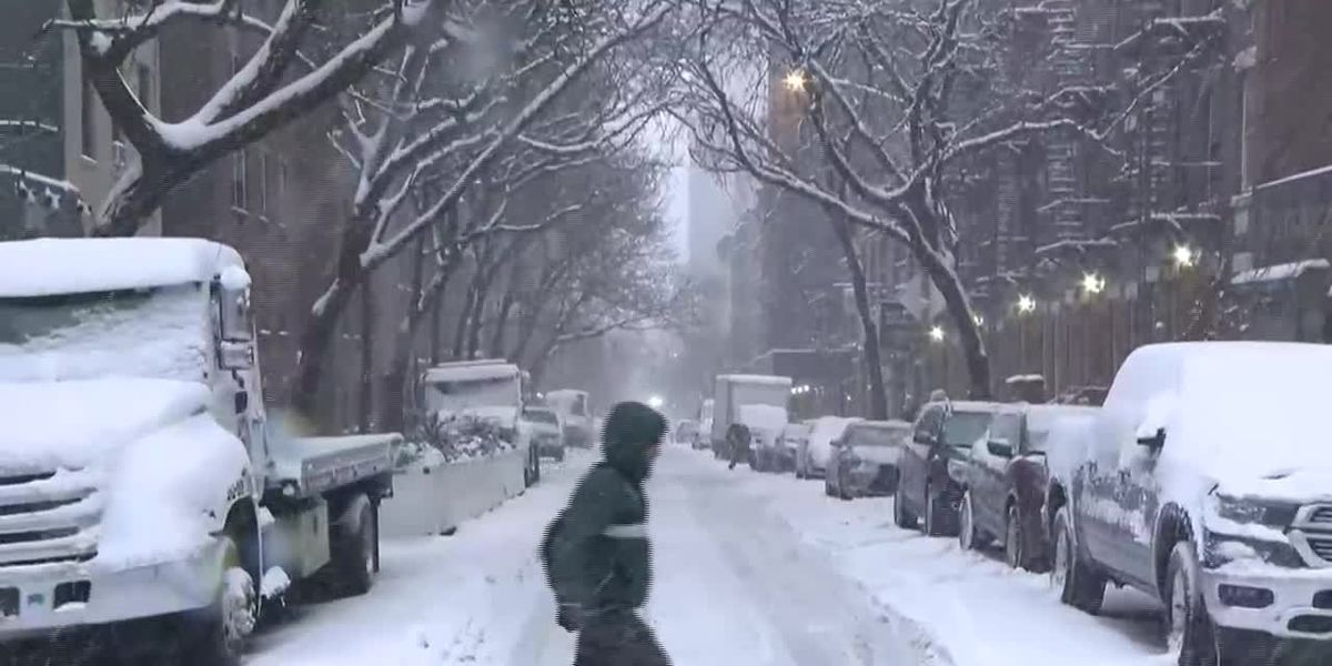 Breakdown: Why it sounds quiet after it snows