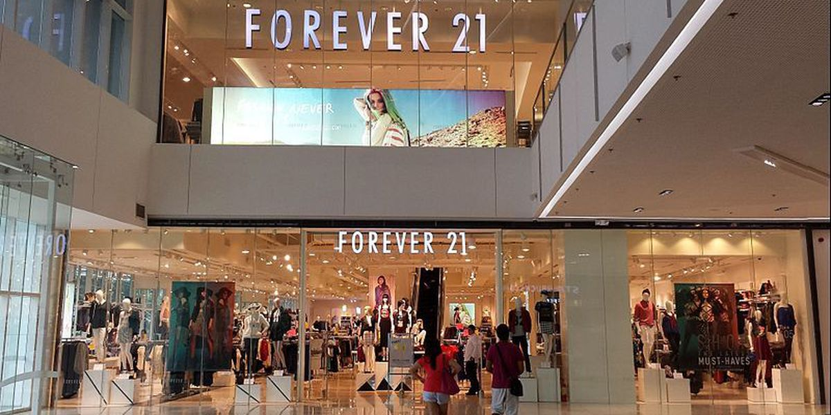 Data breach reported at Forever 21