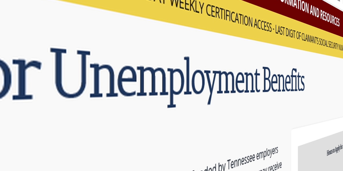 The Investigators: Waiting on the state, hundreds of Tennesseans who are eligible for unemployment have not received their benefits