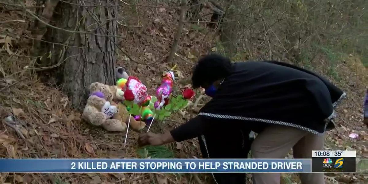 Family remembers man killed in hit-and-run while stopping to help stranded motorist
