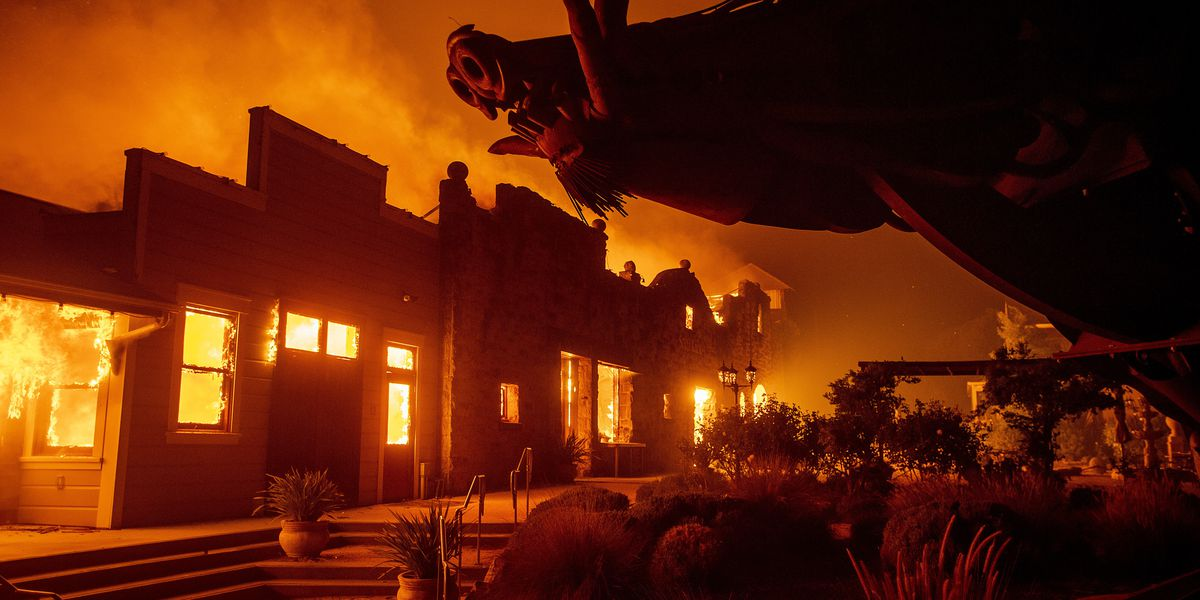 California's Pacific Gas & Electric charged in 2019 wildfire