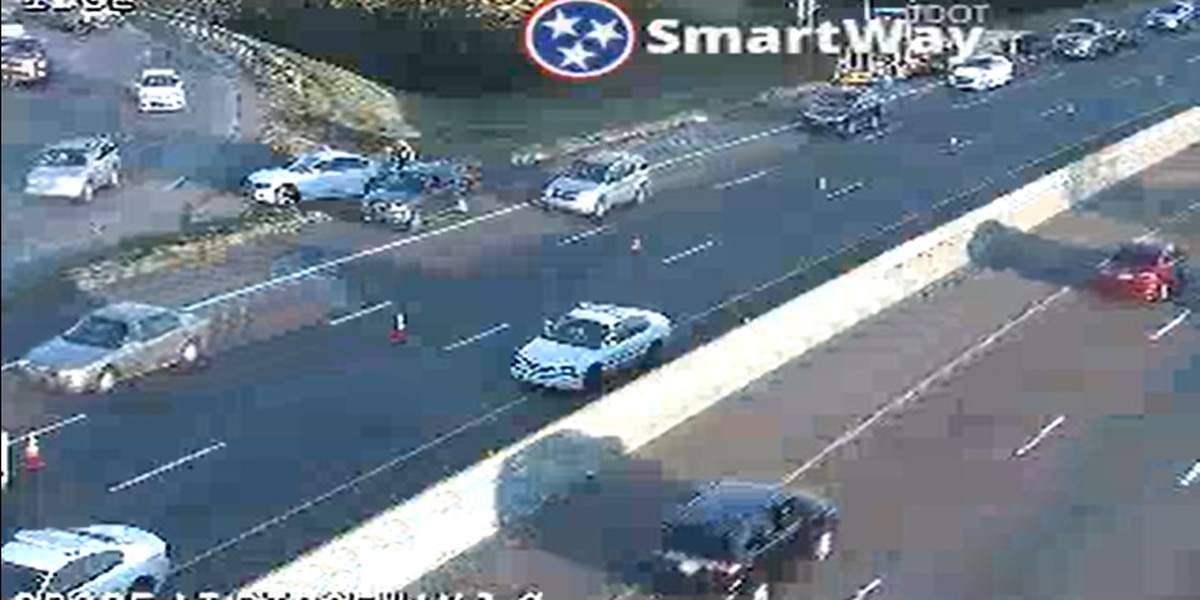 Lanes of 385 shut down while police investigate report of gunshots on the interstate