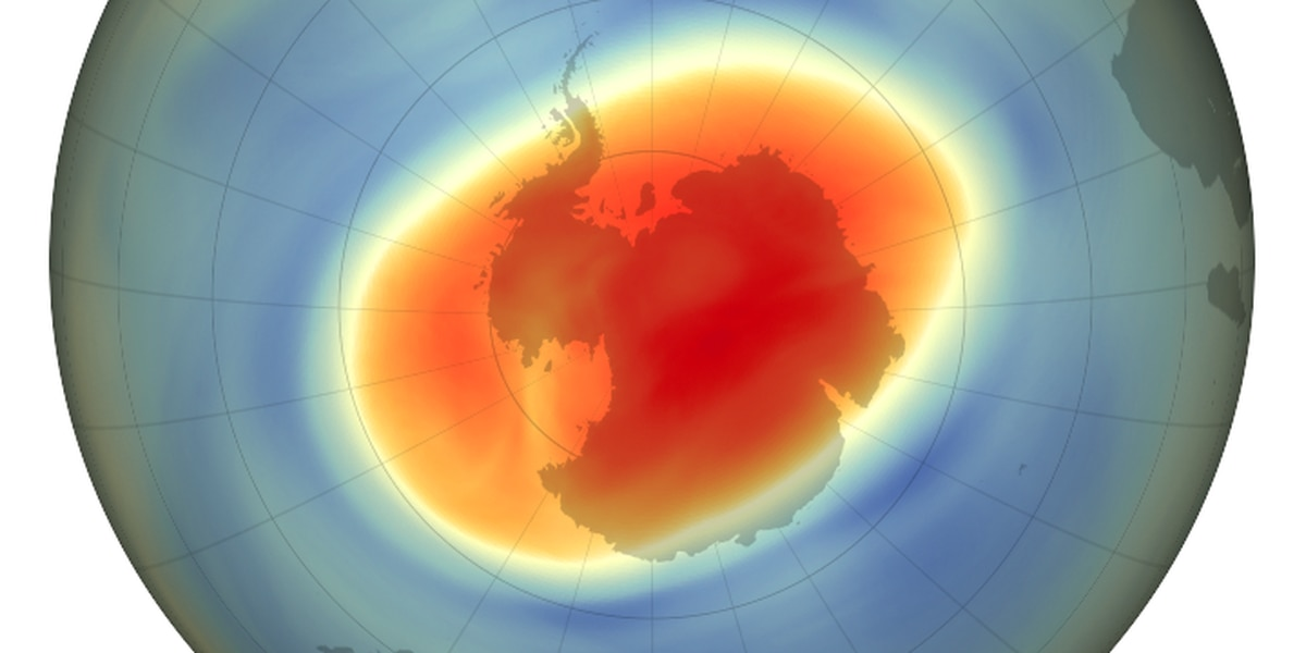 Breakdown: Why the hole in the ozone layer is shrinking