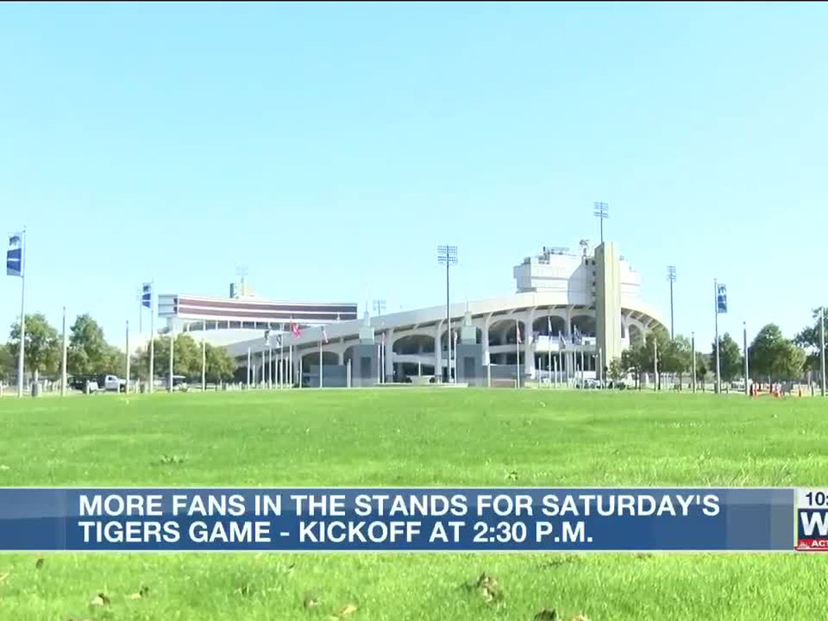 Saturday Tigers game sold out, what changes to expect
