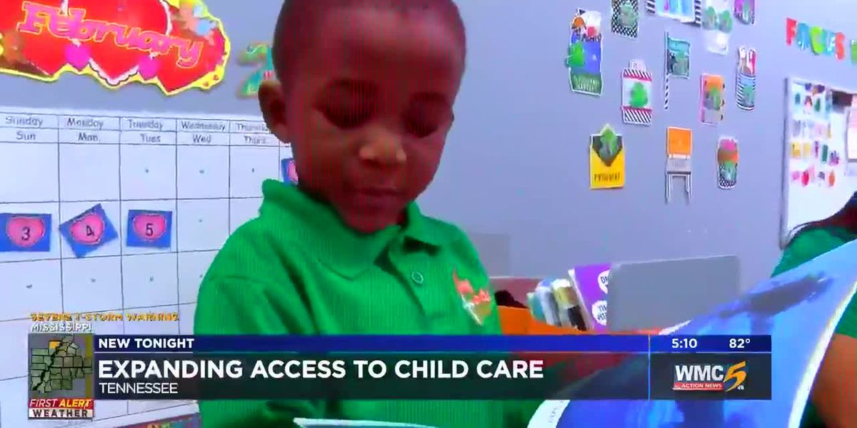 Tennessee expanding access to child care