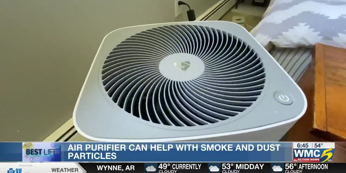 Best Life: Air purifiers can help with smoke and dust particles