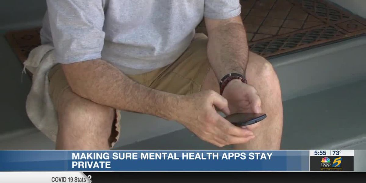 Best Life: Making sure mental health apps stay private
