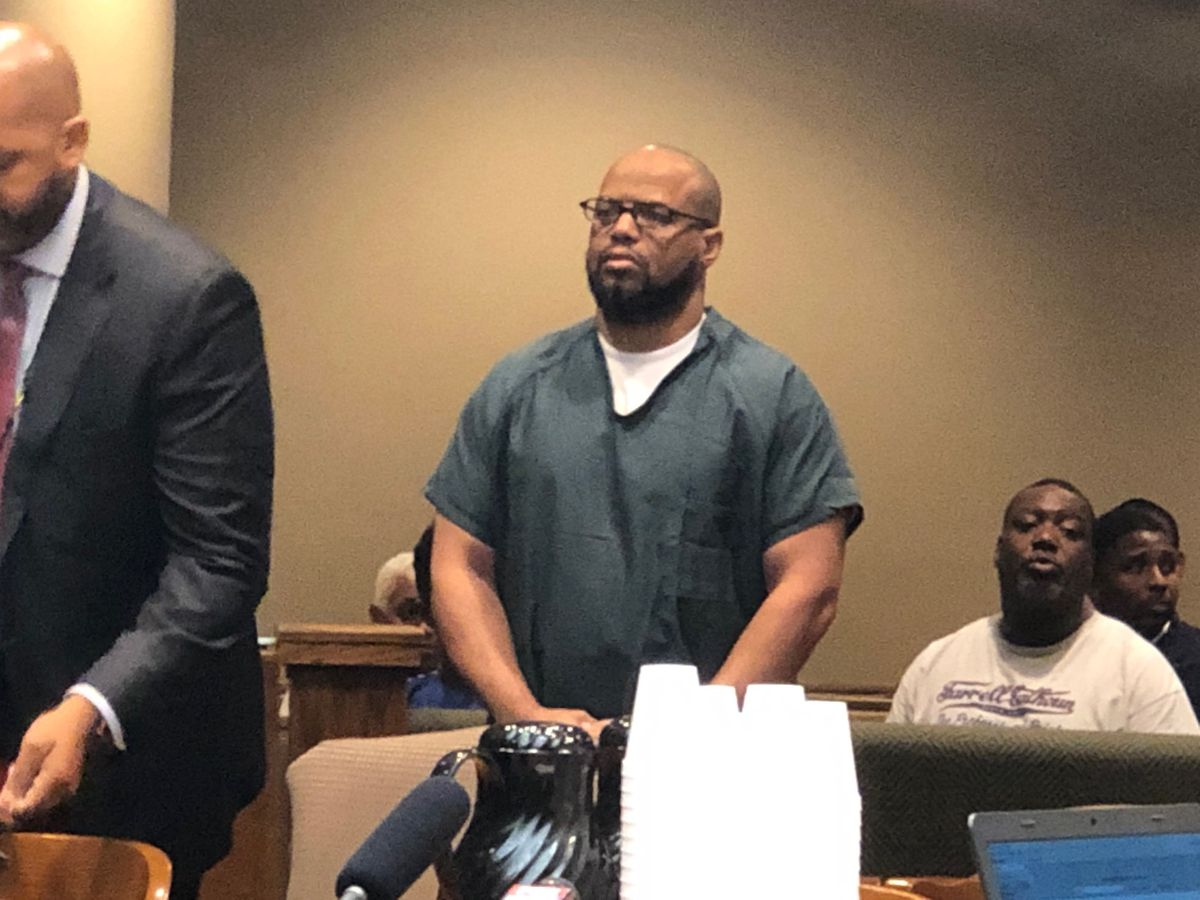 Lorenzen Wright's murder suspect Billy Ray Turner appears in court