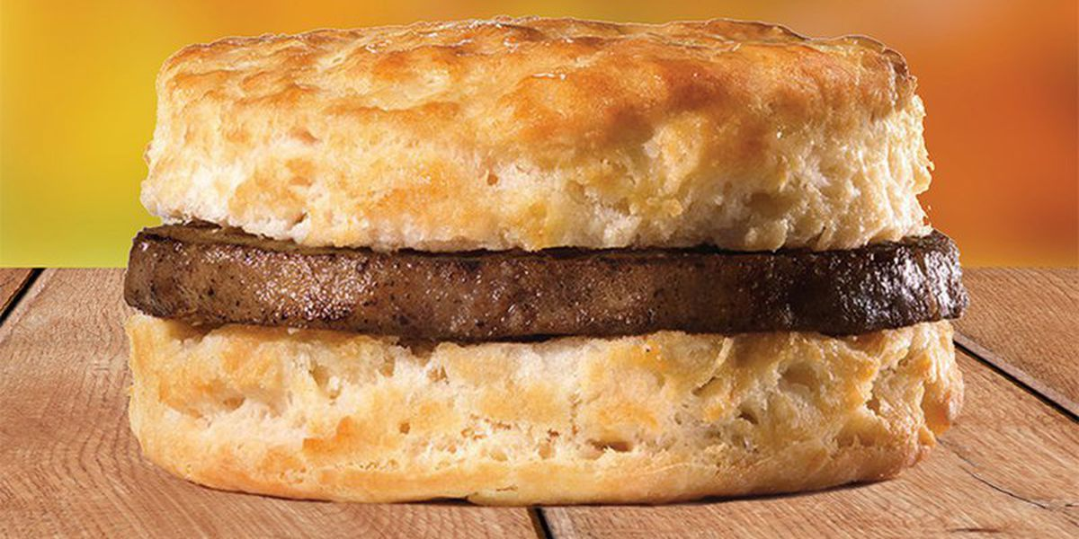 Hardee's offering free sausage biscuits to Arkansas deer hunters