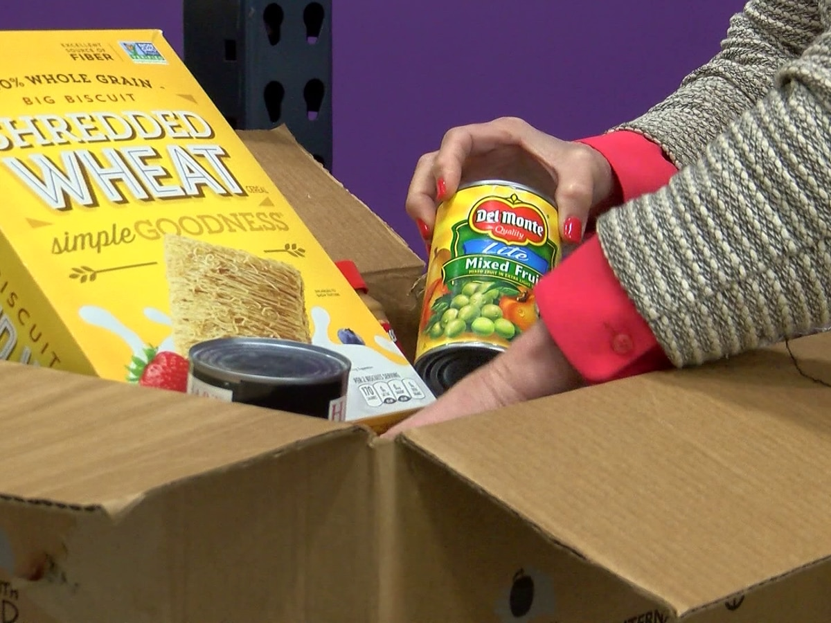 BlueCross BlueShield donating $750K to Mid-South Food Bank