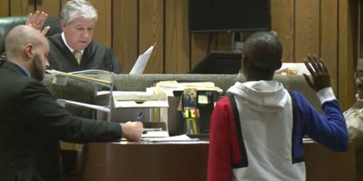 Uncle charged in shooting death of 4-year-old appears in court