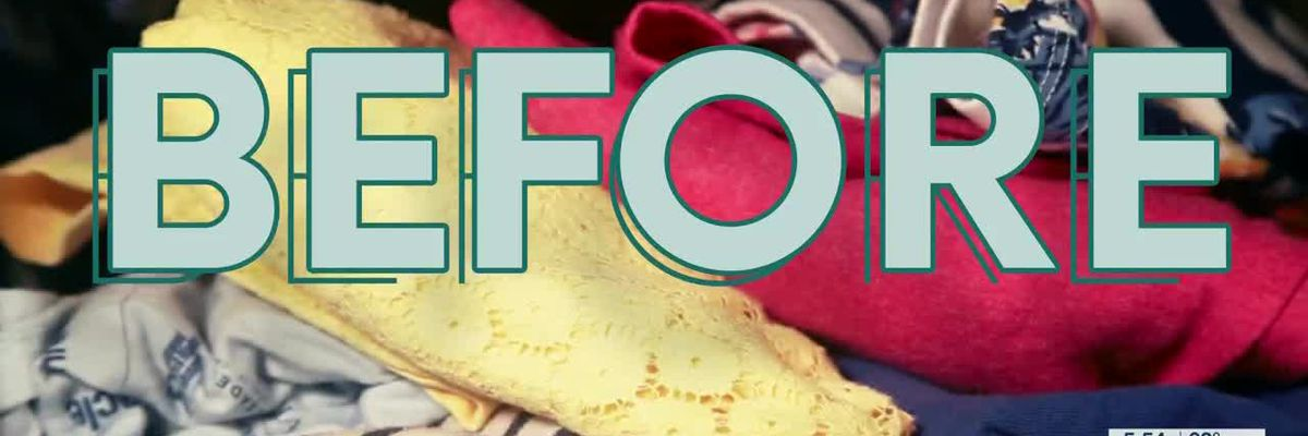 Bluff City Life - File folding clothes