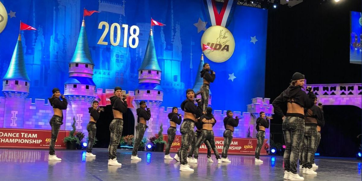 U of M pom squad wins big at nationals