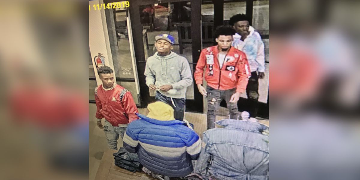 Southaven Police searching for Ralph Lauren shoplifting suspects
