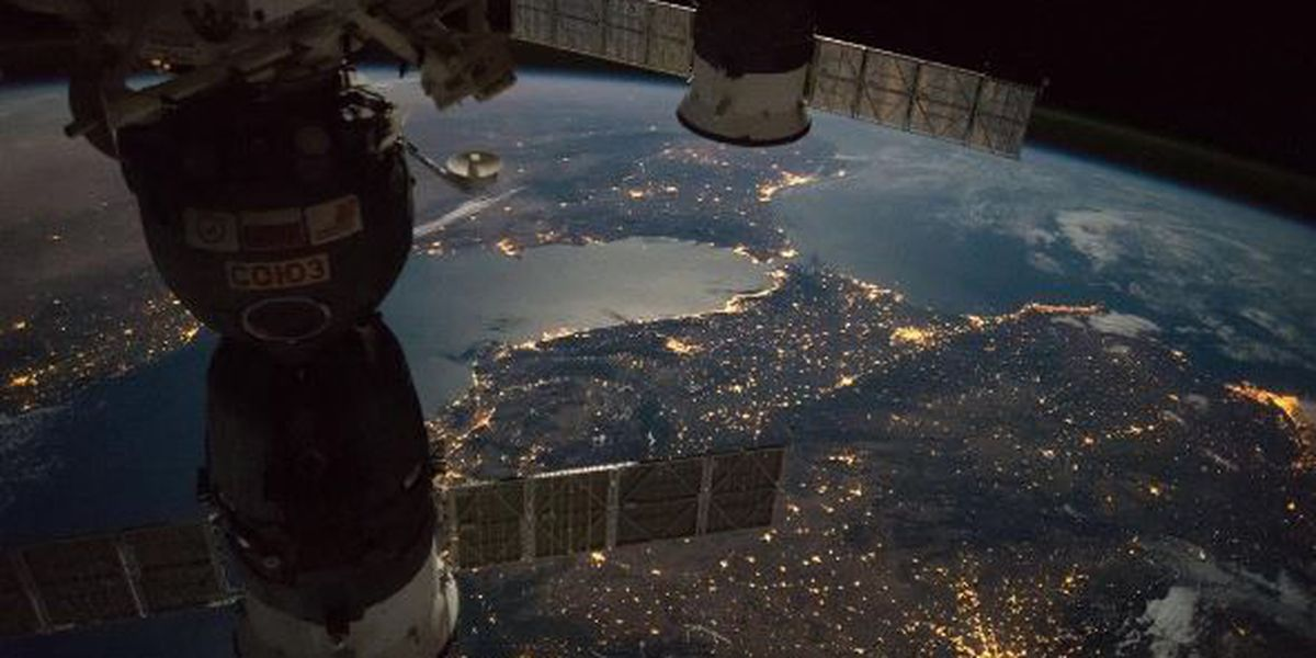 See the International Space Station from Memphis