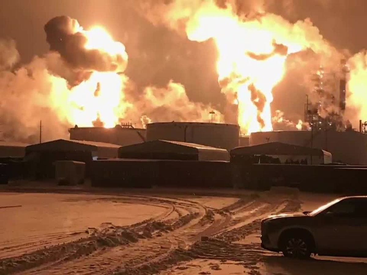 The Investigators: Thousands of pounds of toxic gas released during Valero incident