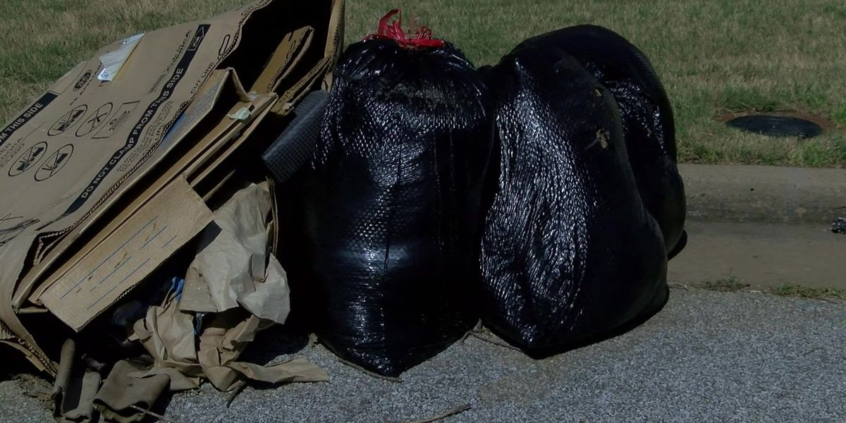 Deficit may force city to raise trash fees